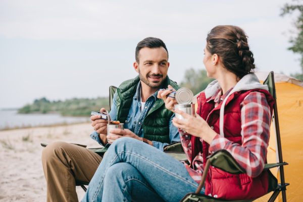 Top Foods to Take with You Hiking