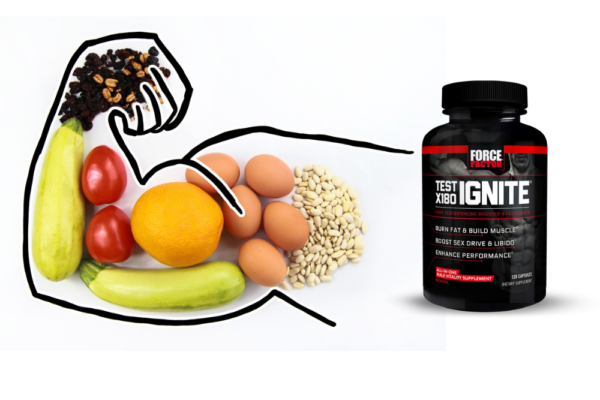 Eating Foods Which Boost Testosterone vs. Testosterone Boosting Supplements? Which Works Best?